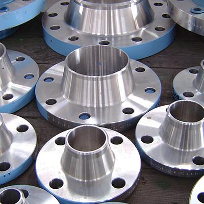 Flange Weld Neck 6 Inch 150LB RF Carbon Steel A105N STD ASME B16.5 NACE MR0175