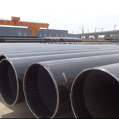 Carbon Steel 26Inch Line Pipe API 5L X-52 PSL2 LSAW 0.375In WT