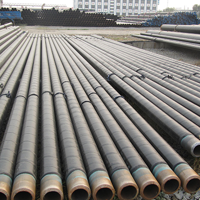 6Inch Line Pipe 3LPE Coated CS API 5L X52 0.276Inch 12m Long