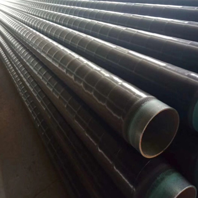 4In Sch 120 API 5L Gr X52 PE Coated PSL 2 Seamless Line Pipes