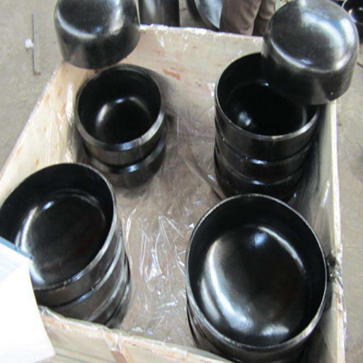 3In ASTM A234 WPB Pipe Cap Sch 80 BW
