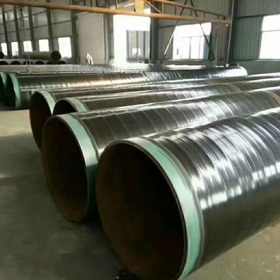 32 Inch LSAW Onshore Pipeline Thickness 12.7mm API 5L X52 3LPE Coating DIN 30670