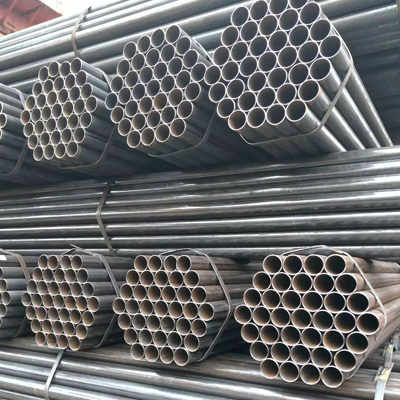 ERW ASTM A 178 Grade A Round Pipes 2 NPS BWG 10