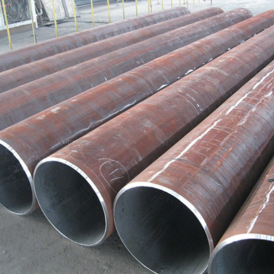 Low Temperature Carbon Steel Pipe ASTM A333 Grade 6 Size 323.8mm x 14.27mm x 6800mm