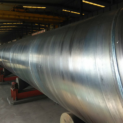 SSAW Pipe 1016mm x 19mm x 10000mm API 5L GR.B Bevelled Ends