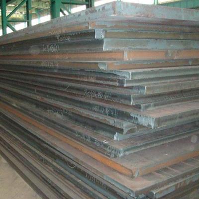 Steel plate ASTM A709 Type 1Steel Grade 50 size 40 x 3000mm x 8000mm