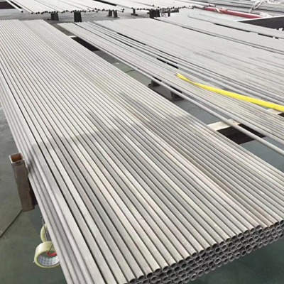 Tube 33.4 X 1.6 X 6000 mm AISI 316 A312 Seamless Tube For Heat Ex-hangers