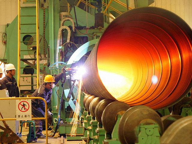 Steel Pipe Welding