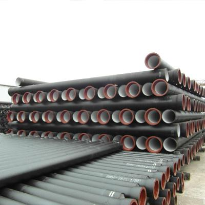 Ductile Pipe and Pipe Fittings for Singapore Sewage Treatment