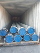 Seamless Steel Pipes for a Hydropower Plant in Nepal