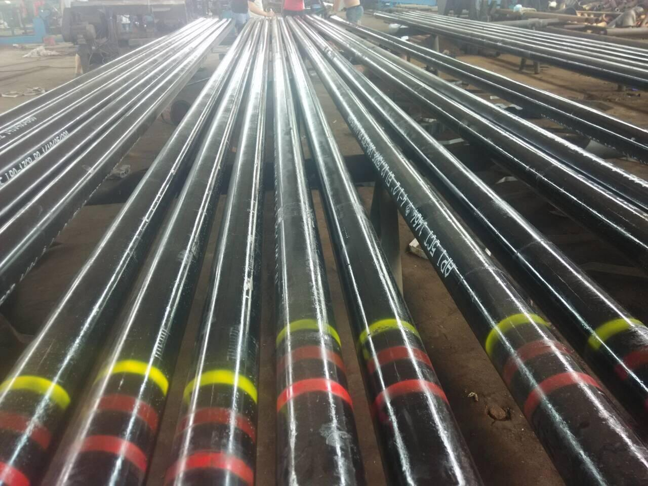 Derbo Exported 700 Pieces API 5CT K55 4.7LB EUE R2 Tubing to Australia