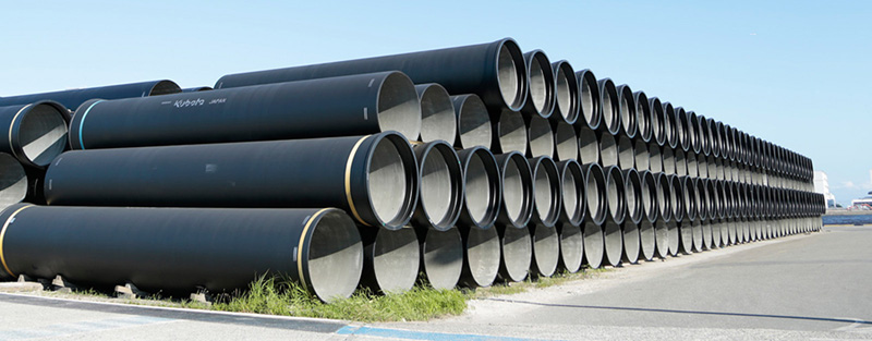 Ductile Iron Pipes for  Singapore Drainage Engineering