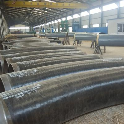 API 5L X60 PSL 2 Forged Bend 20 Inch 45° 3LPE/FBE/3LPP Coating