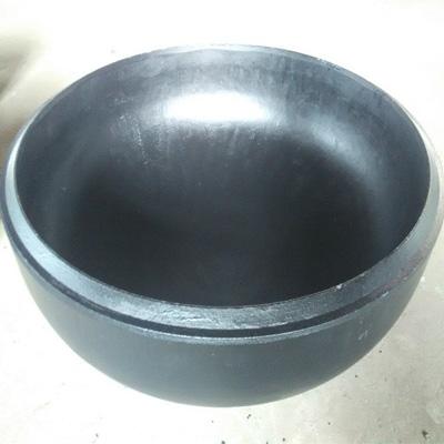 10 Inch Butt Weld Cap ASTM A234 WPB ASME B16.9 SCH 40 Galvanized