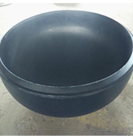 ASME B16.9 Seamless Pipe Cap 10 Inch SCH 40 Galvanized