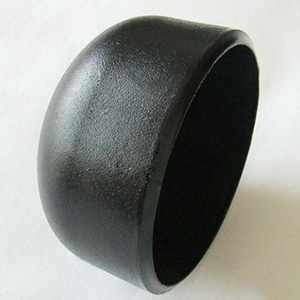 Carbon Steel Cap, ASTM A234 WPB, 6 Inch, SCH 40, BW