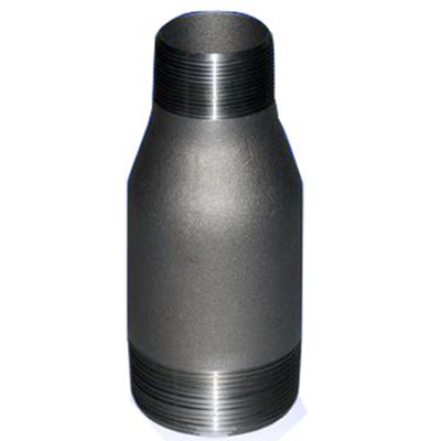 A105 Concentric Swage Nipple MSS SP95 2 Inch SCH 80 x 3/4 Inch SCH 160