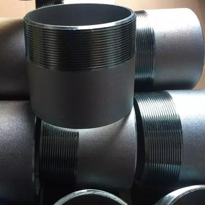 ASTM A182 F304L NPT Nipple Hot Rolled 1/2 Inch Length 2.5 Feet