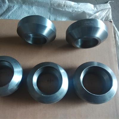 ASTM A105 Pipe Weldolet MSS SP97 10 Inch x 2 Inch SCH 80 Galvanized