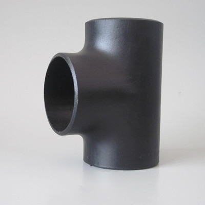 3Inch XS ASTM A234 WPB Carbon Steel Equal Tee BW ANSI B16.9