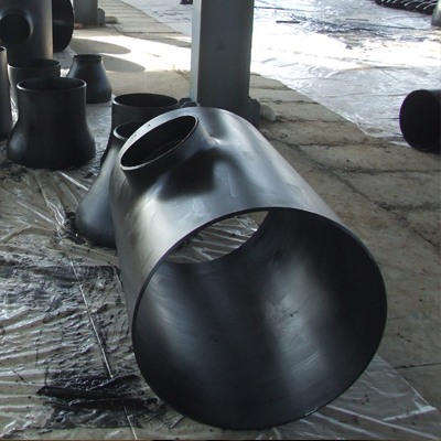 ASTM A105 Forged BW Reducing Tee ASME B16.9