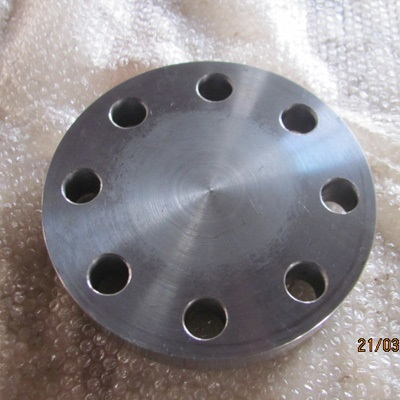 A105 Blind Flange DN400 300LB Black Painting Forged