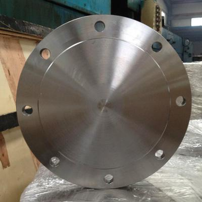 A105N Raised Face Blind Flange Forged ASME B16.5 8 Inch 1500 LB Oiled