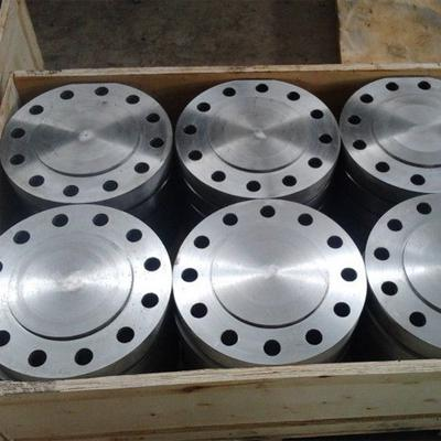 A182 F11 CL2 Alloy Blind Flange 8 Inch 600# Forged Painting/Oiled