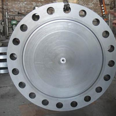 A694 F-52 Blind Flange ANSI B16.5 Forged 16 Inch 600LB Painting