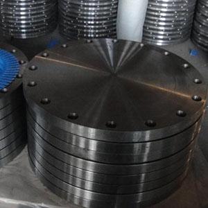 ASTM A105 Blind Flange, 300 LB, 8 Inch, ANSI B16.5, RF