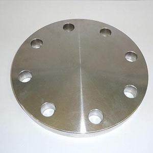 ASTM A182 F304 Blind Flange, 2 Inch, 150 LB, ANSI B16.5