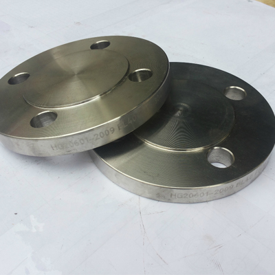 ASTM A182 Gr.F5 Blind RF Flange Forged 3IN 300LB Raised Face