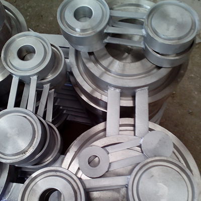 ASTM A515 Spectacle Blind Flange Forged Flate Face