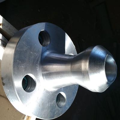 ASTM A105N CS Nipple Flange B16.5 Forged 8 Inch CL300