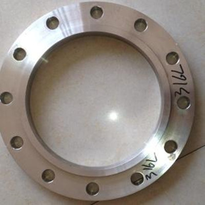A182 F316L Slip-On Pipe Flanges 8 Inch Class 900 Galvanized