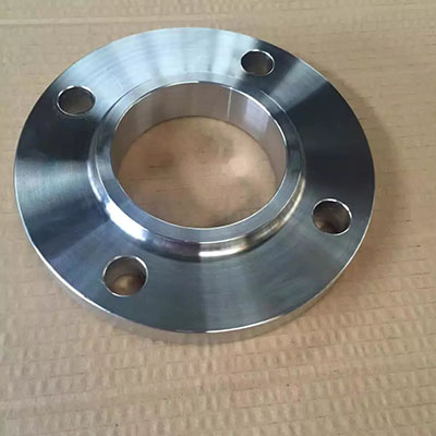 Galvanized Slip-on Flange DIN EN1092-1 6 Inch PN40