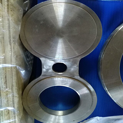 A182 F51 Spectacle Blind Flange ASME B16.48 Forged 6 Inch 300 LB