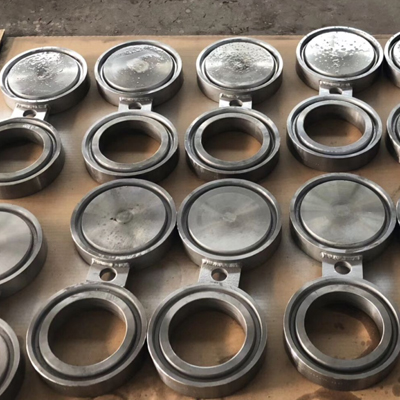 ASTM A105 Spectacle Blind Flange ASME B16.48 Forged 6 Inch CL900