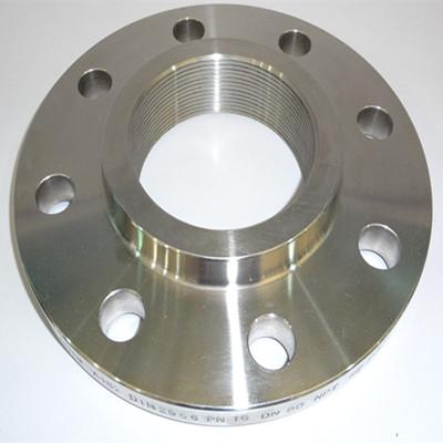 A182 F91 Threaded Flange ASME B16.5 DN100 CL2500 RF