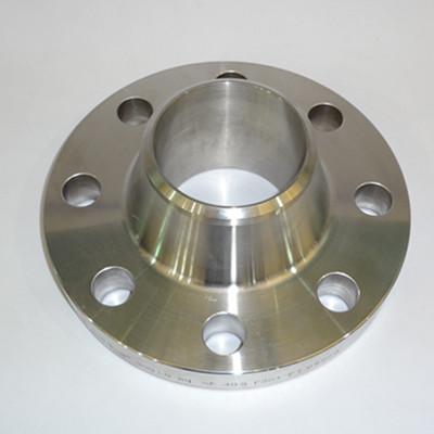 A350 LF2 Weld Neck Flange 2 Inch SCH 160 CL150 Oiled