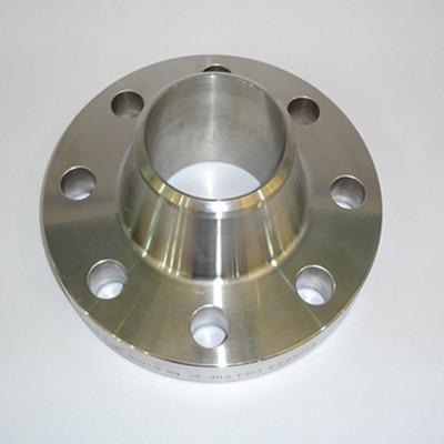 ASME B16.5 Weld Neck Flange ASTM A182 F316L 2 Inch SCH 40S CL150 RF