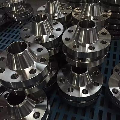 ASTM A105 RF WN Flange ASME B16.5 4 Inch SCH 40 300 LB Forged
