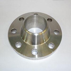 ASTM A182 F316 WN Flange, RF, 150 LB, 4 Inch, SCH40