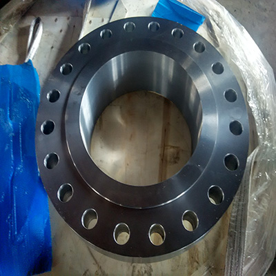 Carbon Steel Weld Neck Flange Forged A105 ASME B16.5 6 Inch SCH STD