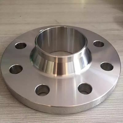 Carbon Steel Welding Neck Flange A105 ASME B16.5 4 Inch SCH 4 CL150 RF