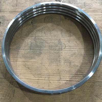 SS304L Flat Ring Gasket ASME B16.21 18 Inch 150 LB THK 5mm