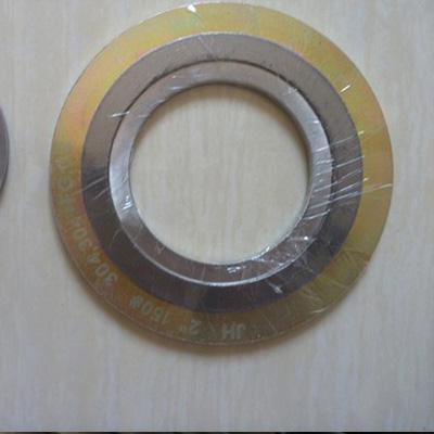 304 SS/C46400 Spiral Wound Gasket ASME B16.20 THK 4.5 mm 150 LB