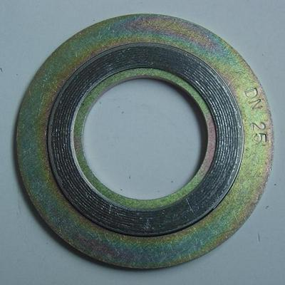 AISI 316 B16.33 Spiral Wound Gasket 1 Inch 300LB 4.5mm THK