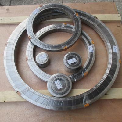 SUS304 Metal Graphite Spiral Wound Gasket ASME B16.20