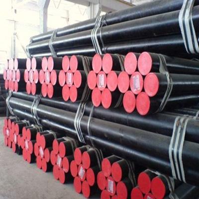 JIS G3444 Seamless Pipe, STK 400, DN100, SCH 40, 6M, PE